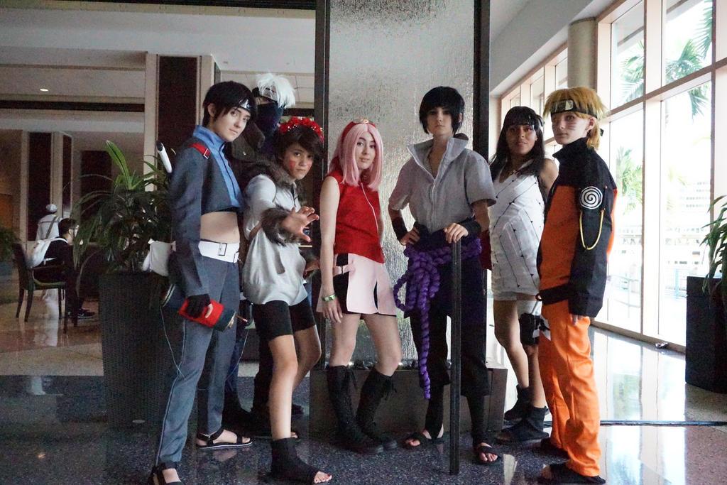 naruto crew by AnimeIsMySugar