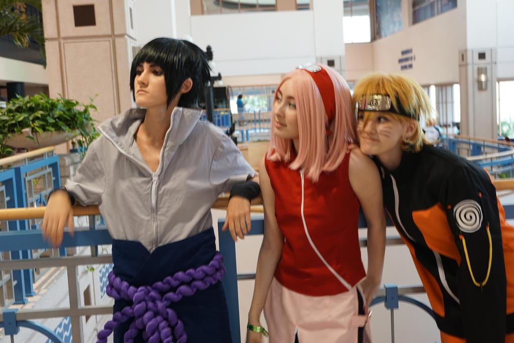 team 7 love by AnimeIsMySugar