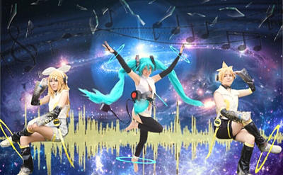 Append vocaloids by AnimeIsMySugar