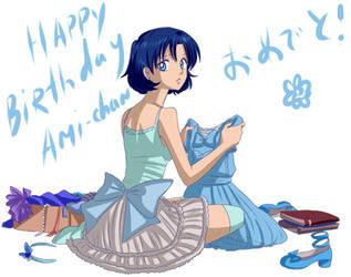 Happy Birthday Ami-chan! by lisGinka