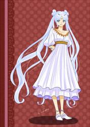 Princess Sailor Cosmos by lisGinka