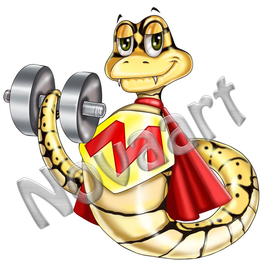mighty python