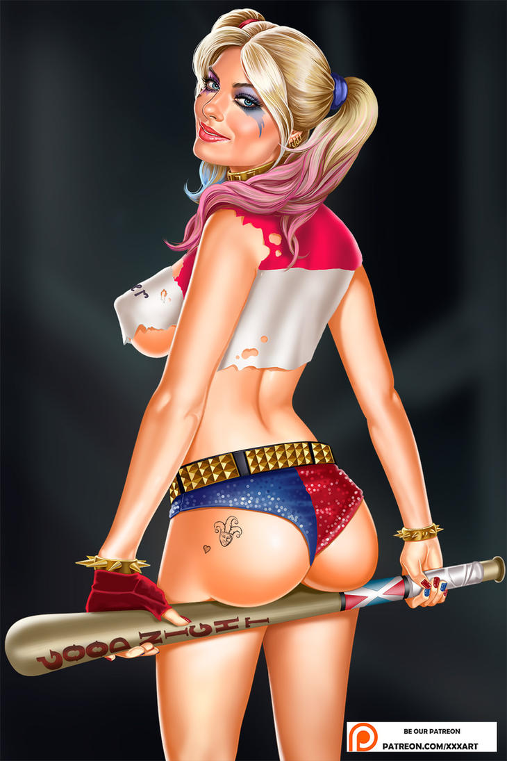 sexy harley quinn hot dirty
