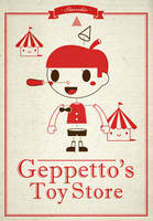 geppetto's toy store