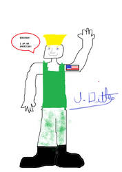 Guile by CrappyHero