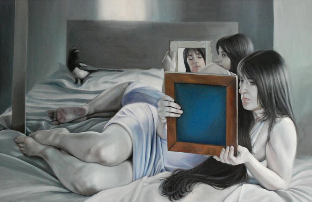 Selfportrait by Kamlot-ART