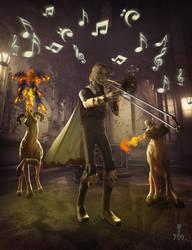 The Hellhound House