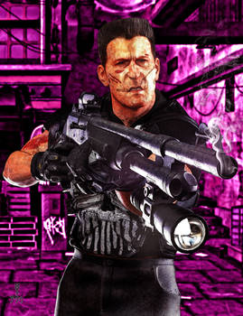 Retribution of the Punisher