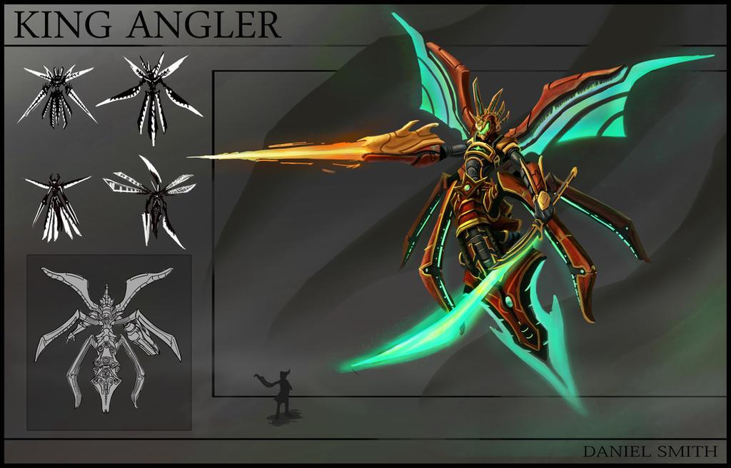 King Angler by JudgementPanda