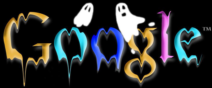 Google Halloween by jbrem2896 on DeviantArt