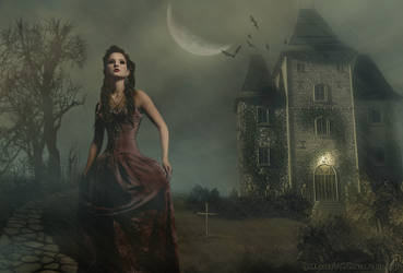 Dark Sadness 2 by Sannalee01