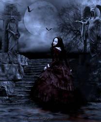 Vampire Princess by Sannalee01