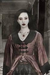 Night Maiden by Sannalee01
