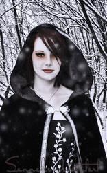 Ice Princess by Sannalee01