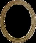 Oval Frame Png