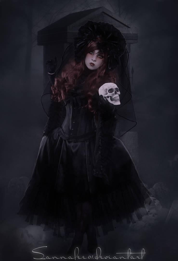 Bride Of Death by Sannalee01