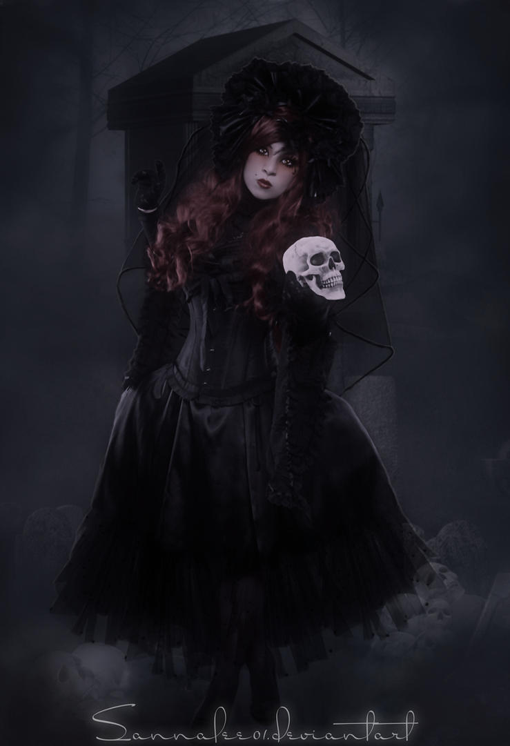 Bride Of Death by Sannalee01