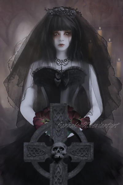 Deaths Bride by Sannalee01