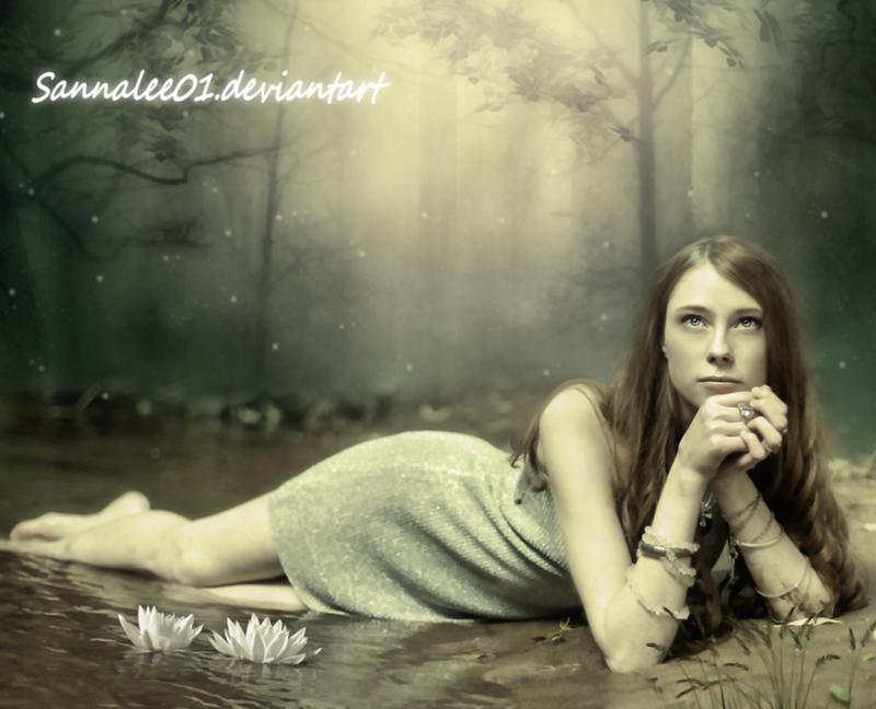 Quietude by Sannalee01