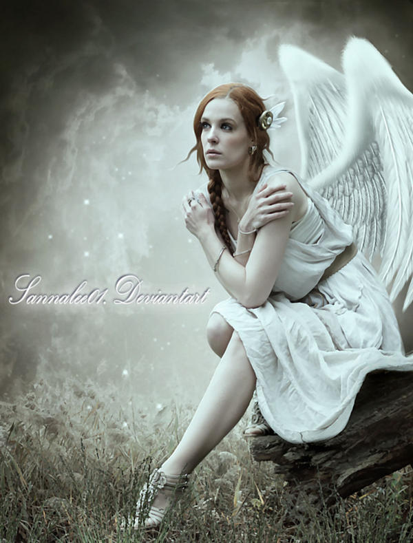 Angel by Sannalee01