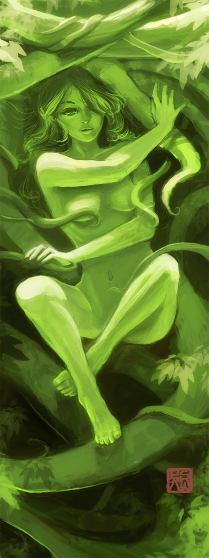 Overgrowth by Enu-kamesama