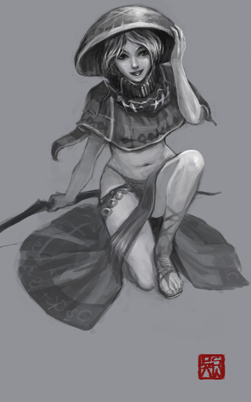 Denevu by Enu-kamesama
