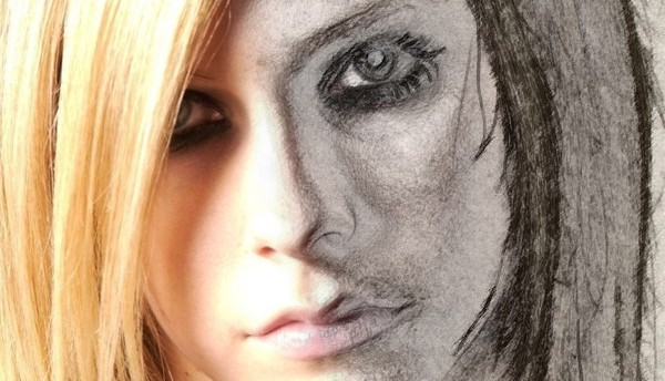 Как из фото сделать карандашный рисунок онлайн
