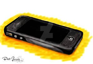 iPhone in mixed Digital Media