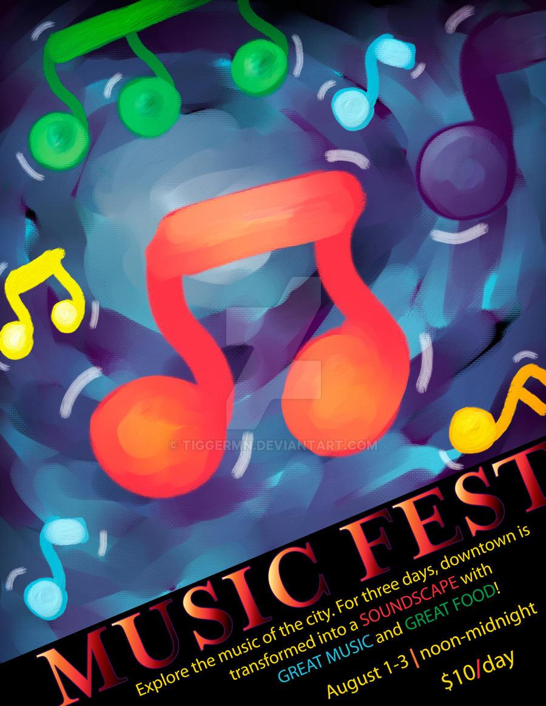 MusicFest by tiggermn