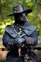 Plague Doctor, Corvus Blackwood by CorvusBlackwood