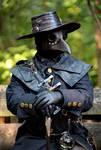 Plague Doctor, Corvus Blackwood