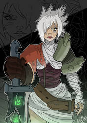 Riven by GreiTo