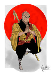 Monk by GreiTo