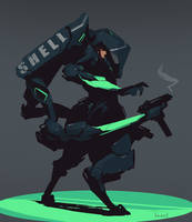 GreenShell by blee-d