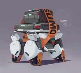 Sumo Carrier LR