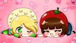 Tiny tasty love by StrawberryDani