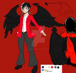 Ryuu- Death Angel Reference