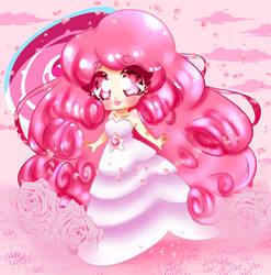 FA Collab  Pink memories