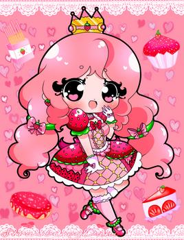 C  Berry princess