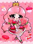 C| Berry princess