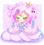 C| Glitter princess