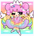 C| Rainbow love!