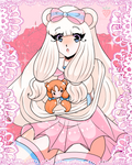 AT| Bears and roses by StrawberryDani