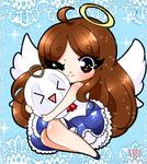 C| A little angel