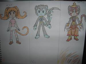 Mika,Uzal,Uzile