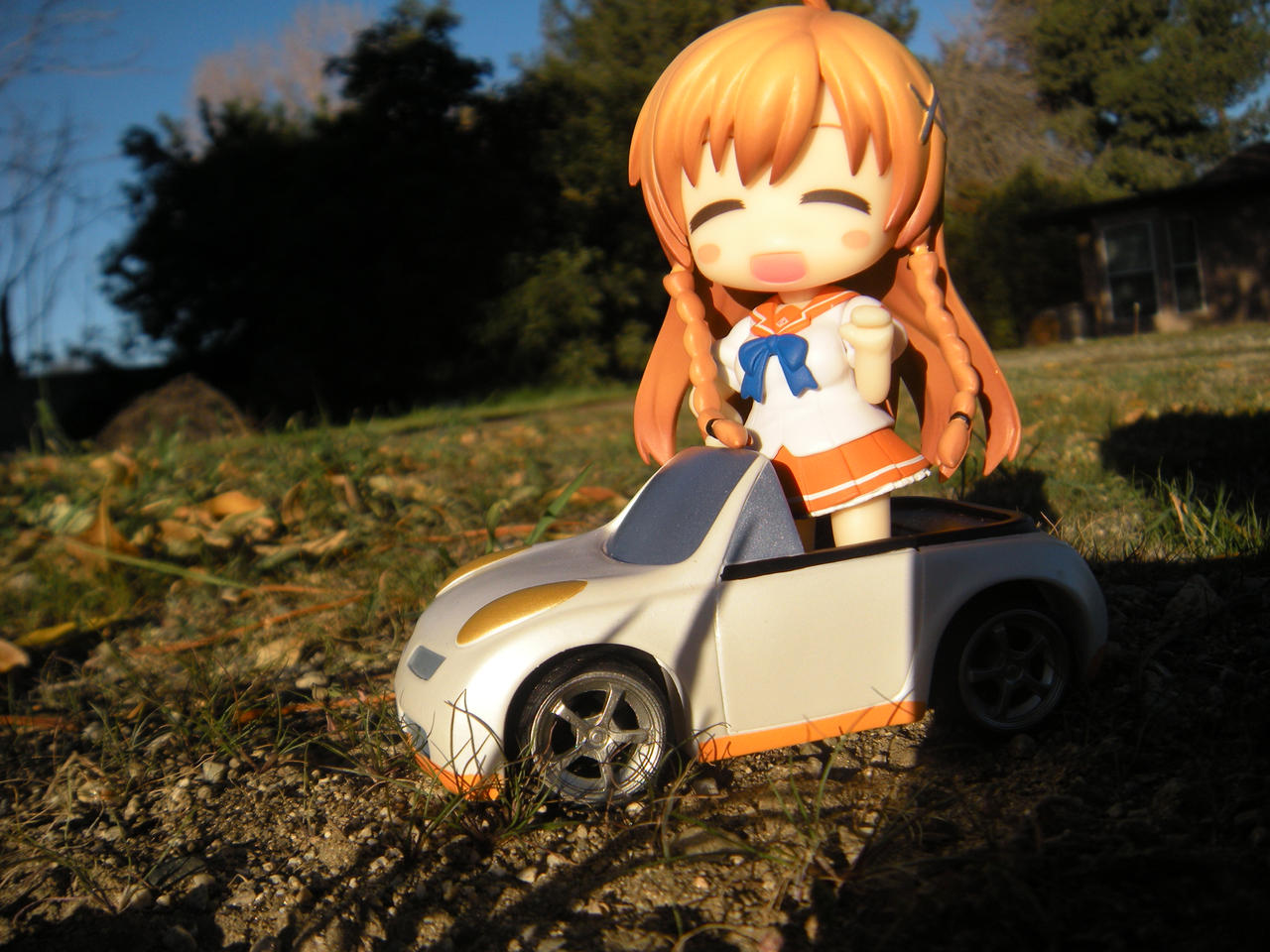 Happy Mirai by PokepictureFigurefun