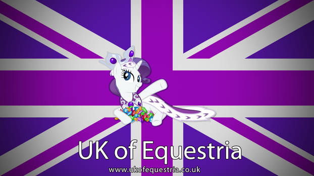 UK of Equestira Wallpaper - 1080p