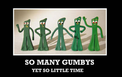 Gumby by TessCulhane