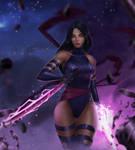 Xmen - Psylocke