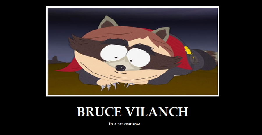 The Coon South Park Quotes Quotesgram